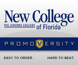 New College: the Honors College of Florida. Easy to order. Hard to beat. Click to view Promoversity.