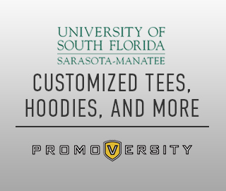 Customized tees, hoodies, and more. Click to shop Promoversity.